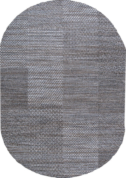 Oval Couristan Area Rugs Nomad Area Rugs By Couristan 2617-7242Terra Firma Poly Made In Belgium