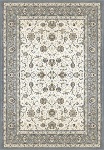 Rectangle Dynamic Area Rugs Ancient Garden Area Rugs 57120-6464 Ivory 100% Poly Belgium 13 Sizes