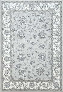 Dynamic Area Rugs Ancient Garden Area Rugs 57365-9666 Soft Grey 100% Poly Belgium 14 Sizes