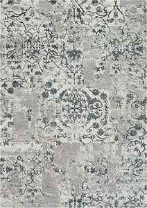Dynamic Rugs Area Rugs Dynamic Quartz Area Rugs 25010-190Light Grey  Viscose/Polyester 38 Sizes Available