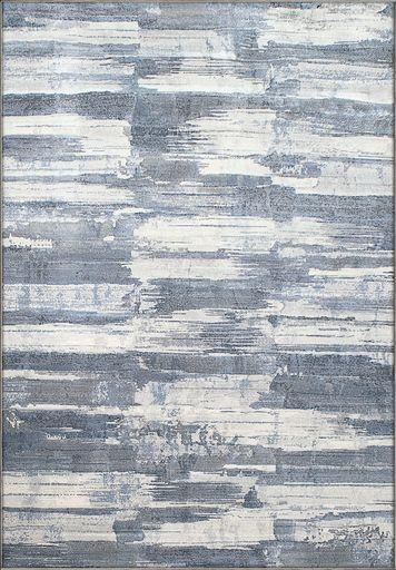 Dynamic Rugs Area Rugs Eclipse Area Rugs 63423-7656 Grey Unique Area Rug Shapes 37 Sizes