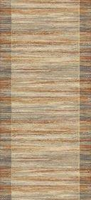 Dynamic Rugs Stair Runners Eclipse Stair Runner 79138-6888 Rust 26 and 31 Inch Roll Runner