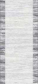 Dynamic Rugs Stair Runners Eclipse Stair Runner 79138-7696 Grey 26 and 31 Inch Roll Runner