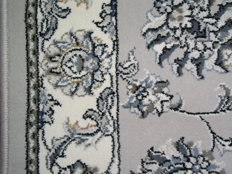 Dynamic Stair Runners 26 in x 1 ft Ancient Garden Grey Stair Runner 57365-9666 - 26 inch Sold By the Foot