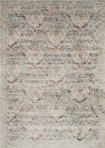 loloi Rugs area rugs 2.7 x 4 Anastasia Area Rugs By Loloi Rugs AF-05 Silver-Plum in 15 Sizes
