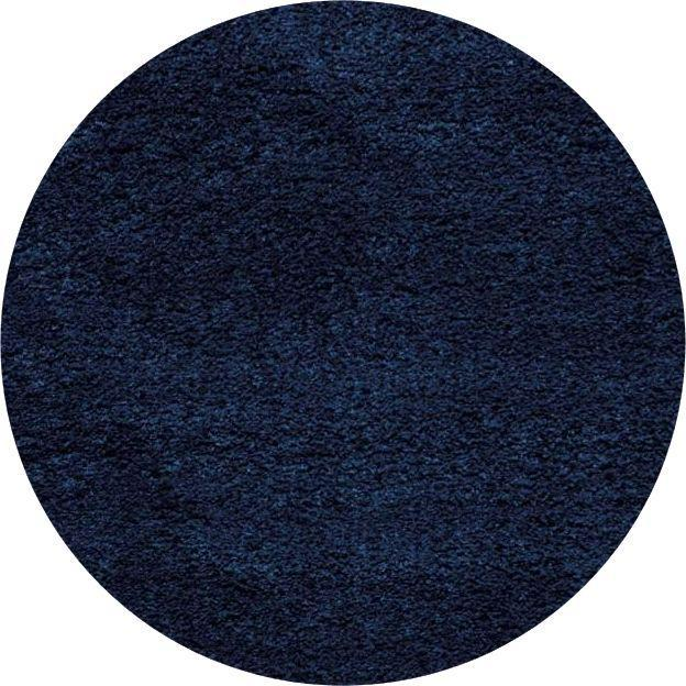 Round Nourison Rugs Shags Shag Rugs Amore Collection By Nourison Amor1 Blue Unique Shapes and Sizes