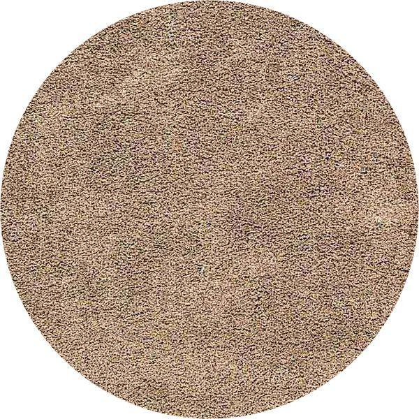 Round Nourison Rugs Shags Rugs Amore Collection By Nourison Amor1 Oyster Unique Shapes and Sizes