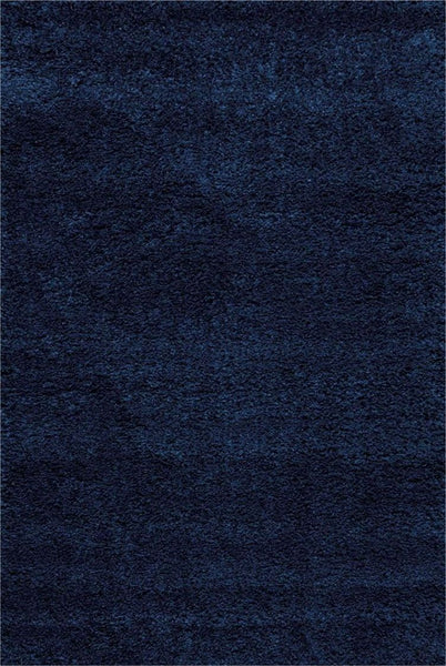 RECT Nourison Shags Shag Rugs Amore Collection By Nourison Amor1 Blue Unique Shapes and Sizes
