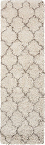 Nourison Shags Shag Rugs Amore Collection By Nourison Amor2 Cream Unique Shapes and Sizes