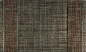 Nourison Stair Runner Grand Textures Wool Stair Runner PT44Brownstone 30 inch  Sold By the Foot