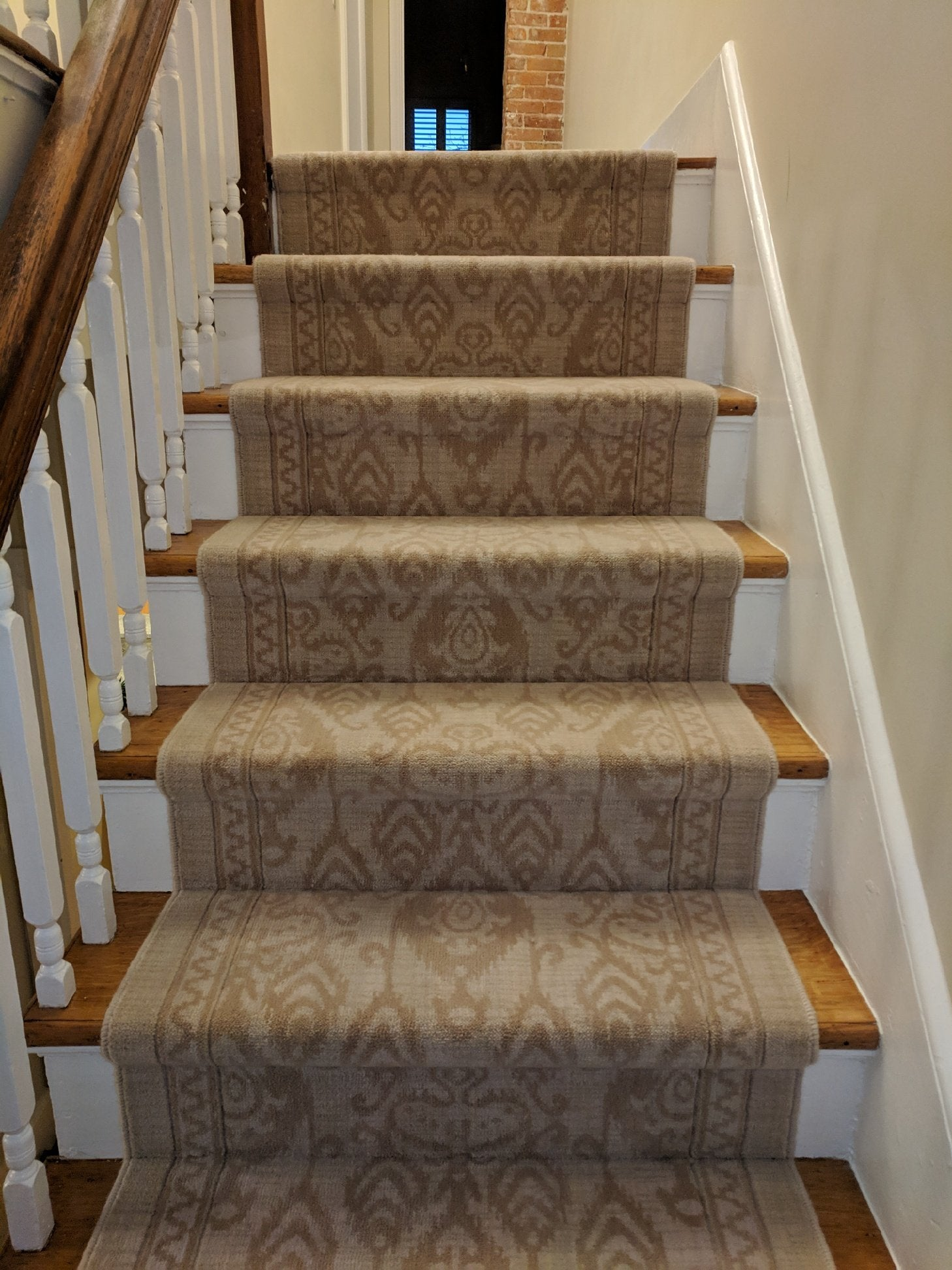 Nourison Stair Runners Eurasia Istanbul Camel Stair Runner Wool 30 In Sold By The Foot