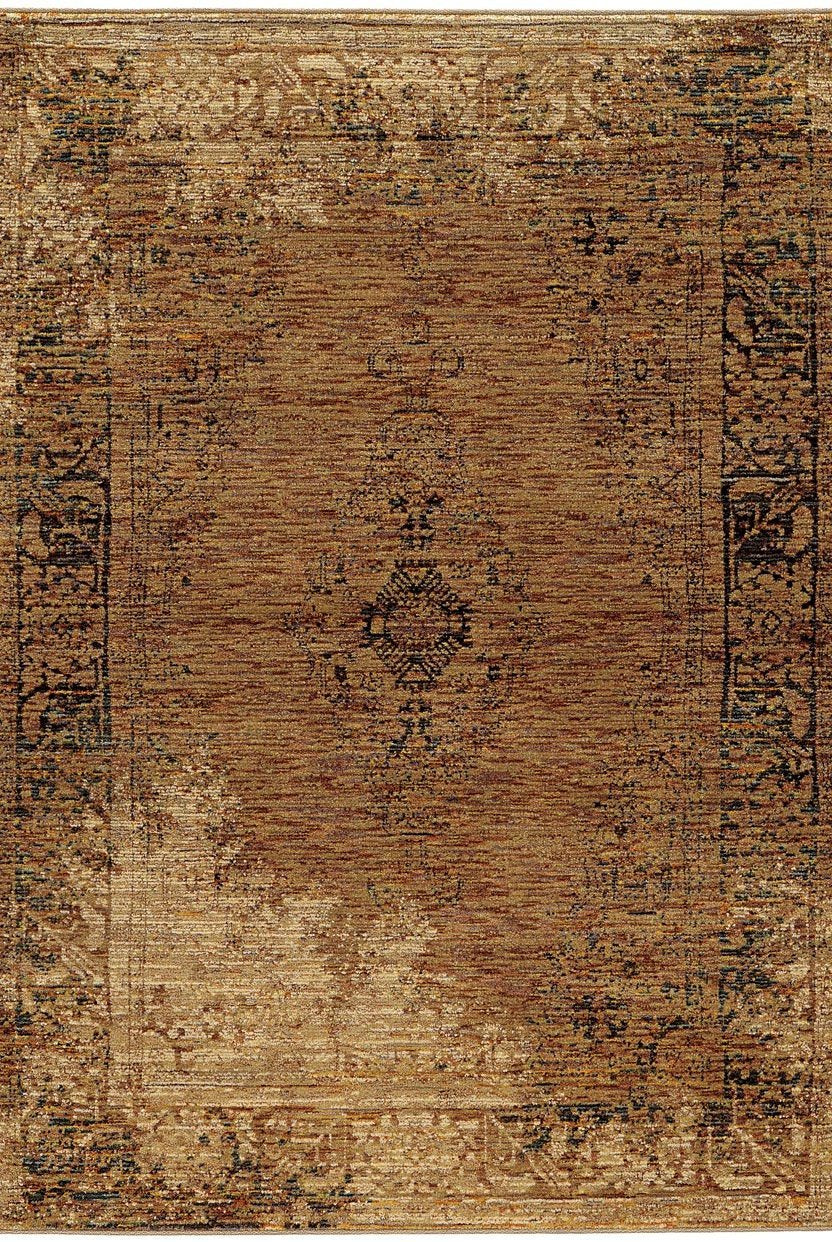 Oriental Weavers Area Rugs Andorra Area Rugs 6845d  Nylon/Poly Blend Made in USA