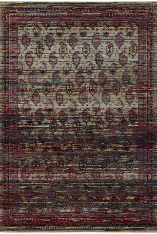Oriental Weavers Area Rugs Andorra Area Rugs 7122d Nylon/Poly Blend Made in USA