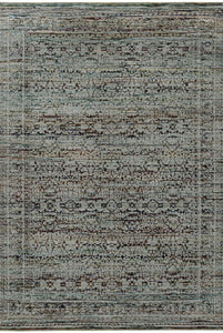 Oriental Weavers Area Rugs Andorra Area Rugs 7127a Multi Nylon/Poly Blend Made in USA