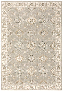 Oriental Weavers Area Rugs Andorra Area Rugs 8929h Beige Nylon/Poly Blend Made in USA