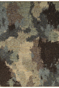 Oriental Weavers Area Rugs Evolution Area Rugs 8011b Nylon/Poly Blend Made in USA
