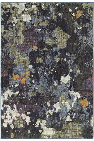 Oriental Weavers Area Rugs Evolution Area Rugs 8029a Nylon/Poly Blend Made in USA
