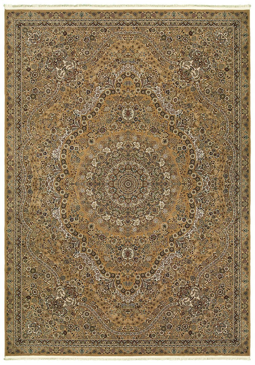 Oriental Weavers Area Rugs Masterpiece Gold Area Rug 8022J  2 Million PT Fine Polypropylene