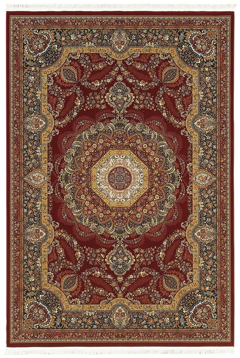 Oriental Weavers Area Rugs Masterpiece Red Area Rug 113R  2 Million PT Fine Polypropylene