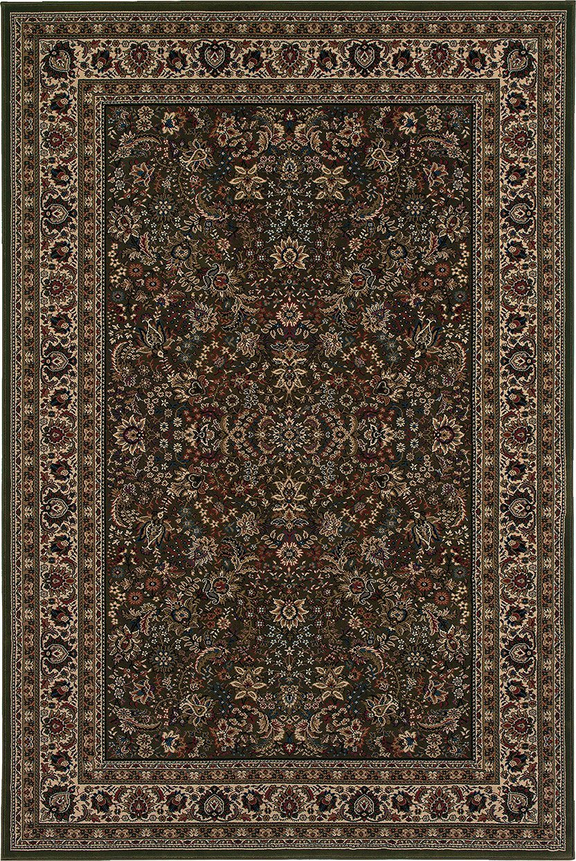Oriental Weavers Area Rugs OW Rugs Ariana Area Rugs 213g Green Polypropylene Made In USA