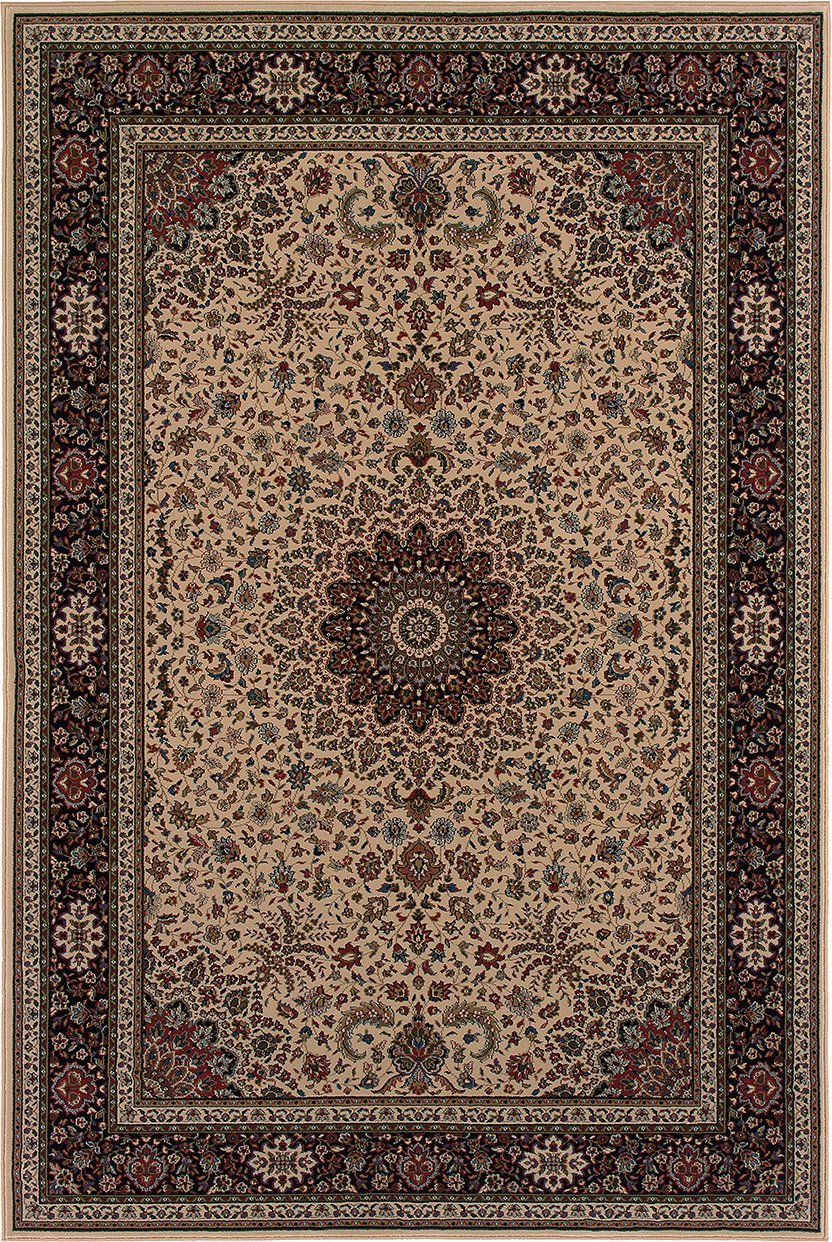 Oriental Weavers Area Rugs OW Rugs Ariana Area Rugs 95i Beige Polypropylene Made In USA
