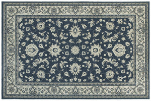 Oriental Weavers Area Rugs Richmond Area Rugs By OW Rugs Design 117h Blue Rug From Egypt