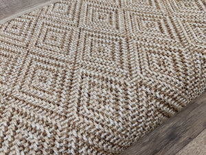 Prestige Mills Stair Runners Alec 27 Dune Beige Stair Runners and Area Rugs By Prestige