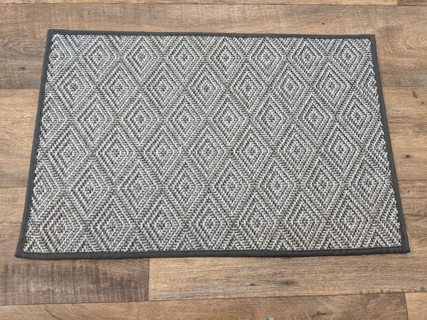 Prestige Mills Stair Runners Alec 28 Pewter Stair Runners and Area Rugs By Prestige