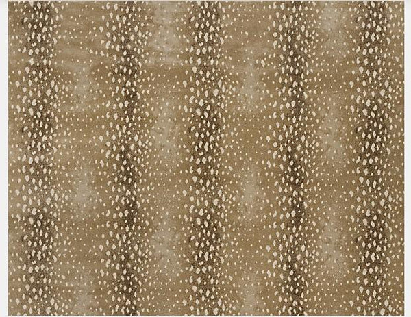 Prestige Mills Stair Runners Deerfield Sand Animal Print By Prestige-Custom Carpet Install