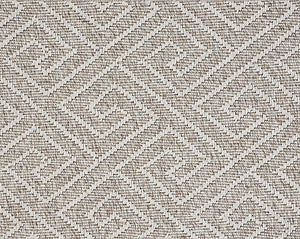 Prestige Mills Stair Runners Garrick Dove 31 Cream Stair Runners and Area Rugs in 33 Sizes