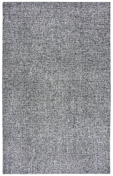 Rizzy Home Area Rugs Brindleton BR223B Black Area Rug in 39 Unique Shapes and Sizes