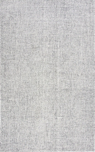 Rizzy Home Area Rugs Brindleton BR351A Grey Area Rug in 39 Unique Shapes and Sizes