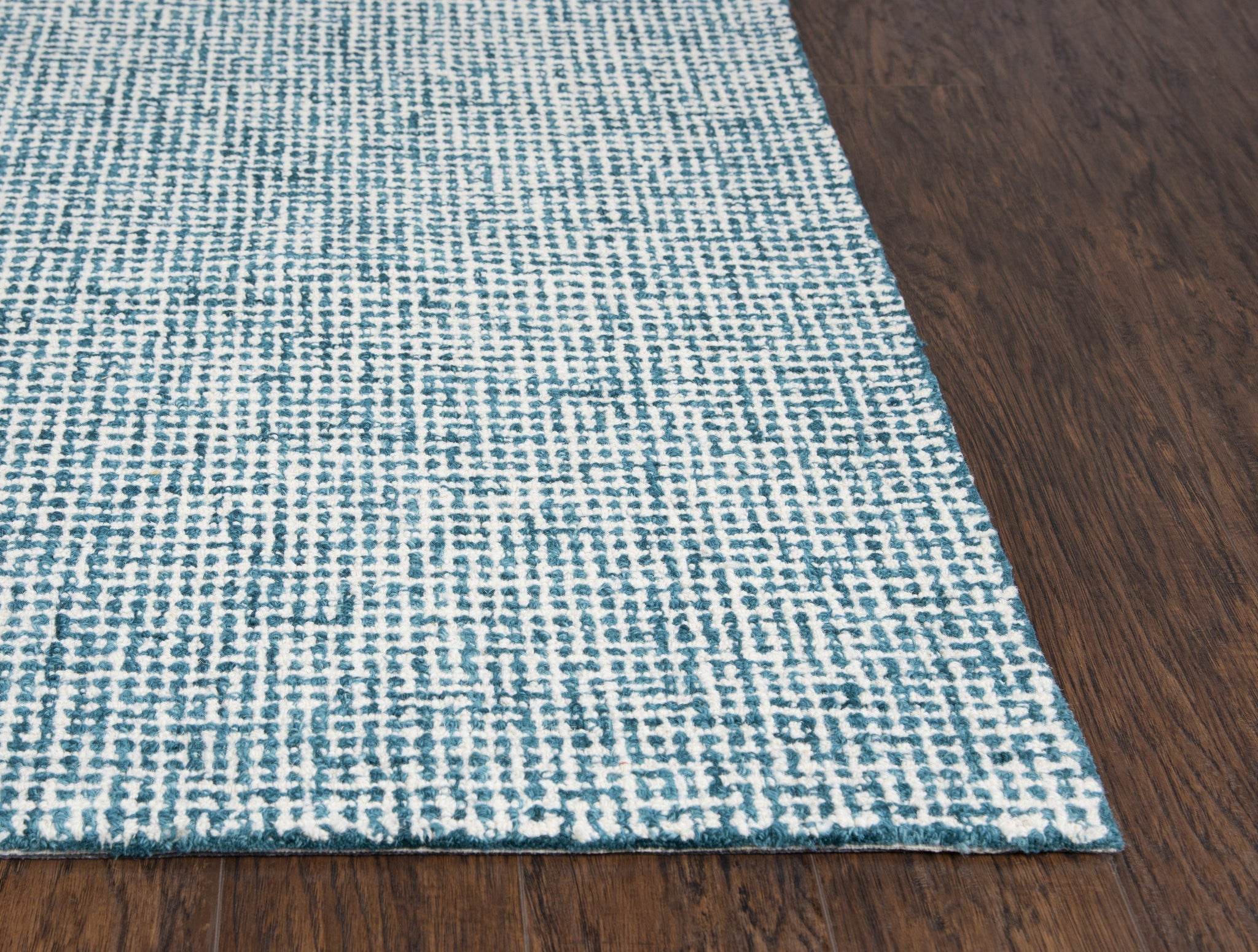 Rizzy Home Area Rugs Brindleton BR697B Teal Area Rug in 39 Unique Shapes and Sizes