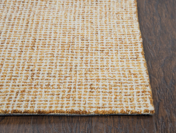 Rizzy Home Area Rugs Brindleton BR698B Orange Area Rug in 39 Unique Shapes and Sizes