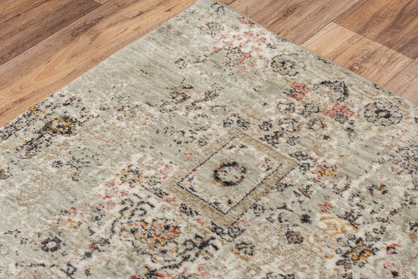 Rizzy Home Area Rugs Ovation Area Rug OVA-108 Beige in 5 Sizes 100% Wool