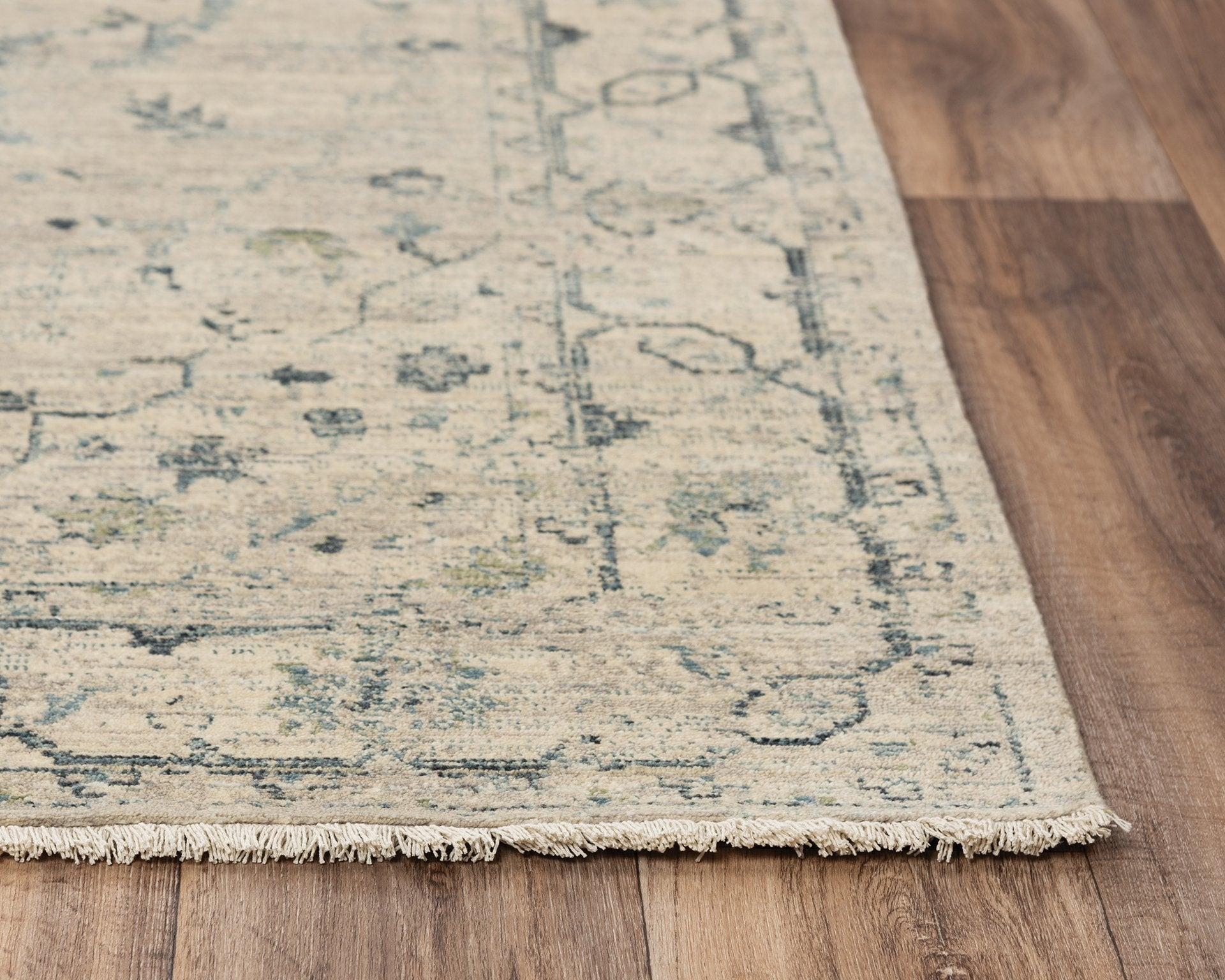 Rizzy Home Area Rugs Platinum Area Rugs PNM104 Beige By Rizzy Home Wool From India