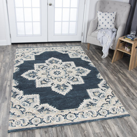 Resonant Area Rugs By Rizzy Home