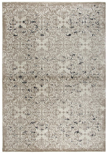 Rug Depot Home Area Rugs Paciano Area Rugs PC105 Taupe By Rug Depot Home