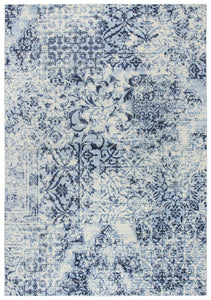 Rug Depot Home Area Rugs Paciano Area Rugs PC109 Blue By Rug Depot Home