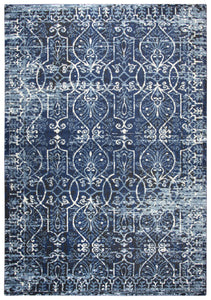 Rug Depot Home Area Rugs Paciano Area Rugs PC112 Blue By Rug Depot Home