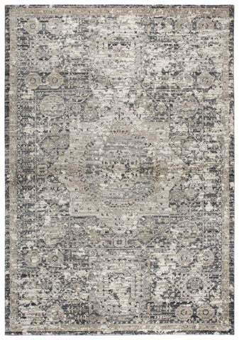 Paciano Area Rugs PC115 Grey By RugDepotHome