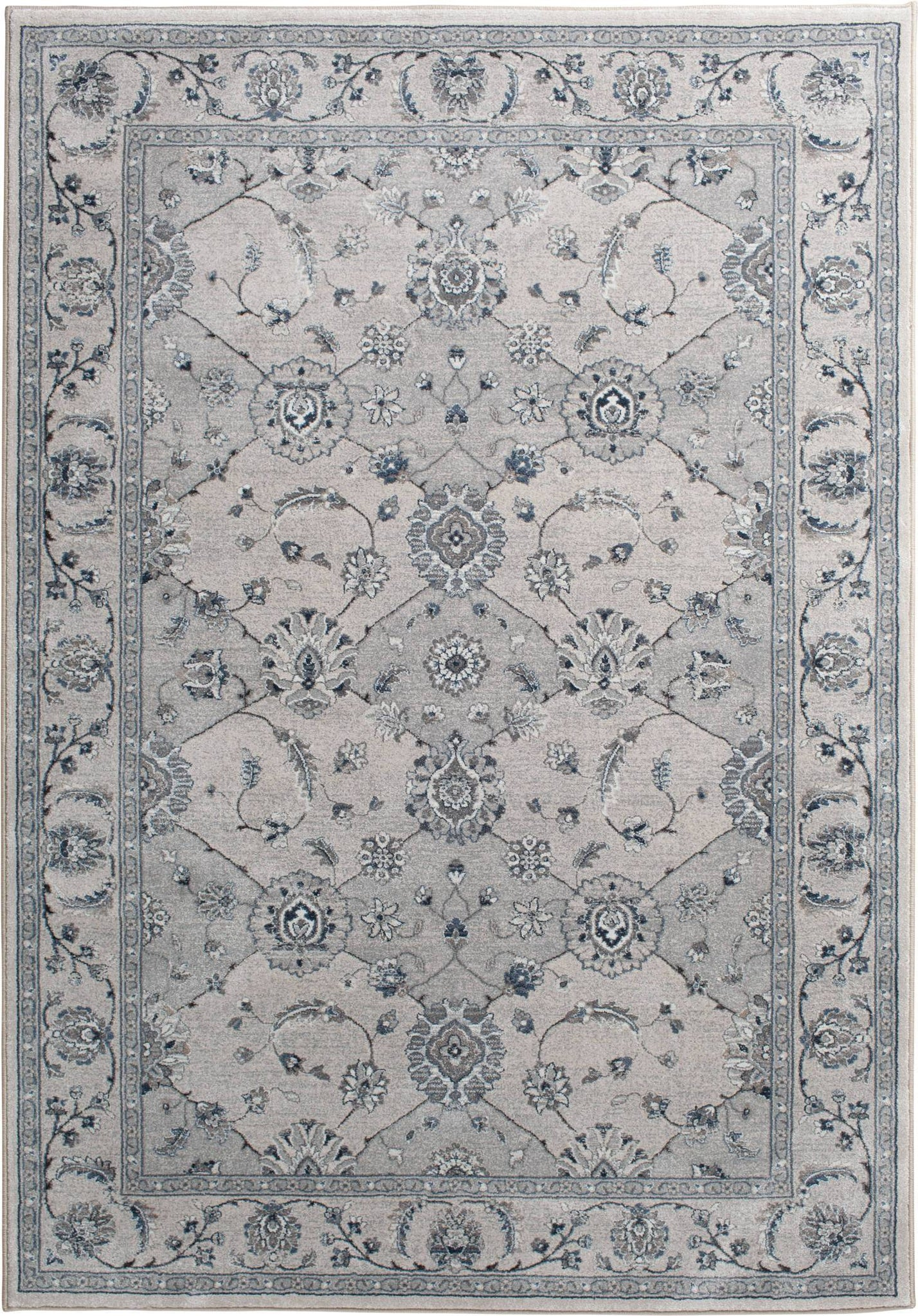 Rug Depot Home Area Rugs Traditions Area Rugs 2806 BCK Beige in 15 Sizes Made in USA