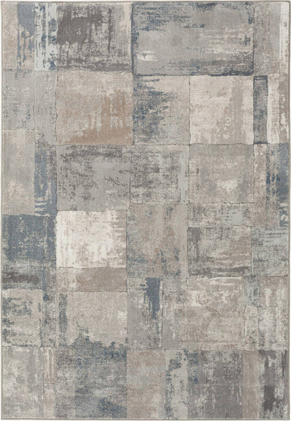 Rug Depot Home Area Rugs Traditions Area Rugs 2813KB Grey in 15 Sizes Made in USA