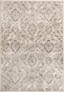 Rug Depot Home Area Rugs Traditions Area Rugs 2826BCK Beige in 2 Sizes Made in USA