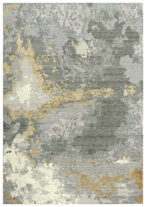 Rug Depot Home Artistry Area Rug ARY101 Grey By Rizzy Home