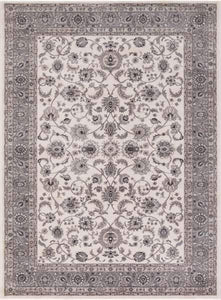 Rug Depot Home Kashan Ivory Area Rugs 2812 By Concord Global in 6 Sizes