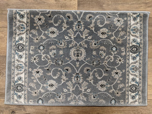 Rug Depot Home Stair Runners Provincia Grey Stair Runners and Stair Treads 2816 By Rug Depot