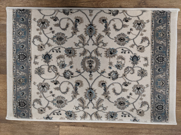Rug Depot Home Stair Runners Provincia Iv-Grey Stair Runners and Stair Treads 2812 By Rug Depot