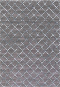 Rug Depot Home Thema Area Rug 2976 Teal Grey Polypropylene Made In Turkey