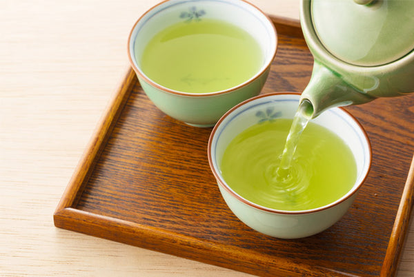 How many cups of green tea to drink per day?